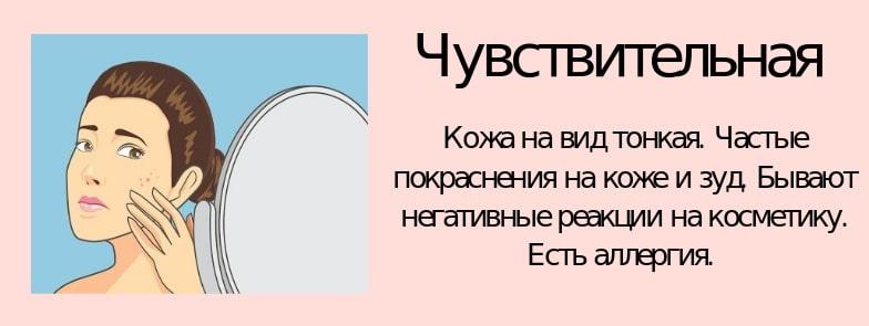 Типы лица и кожи