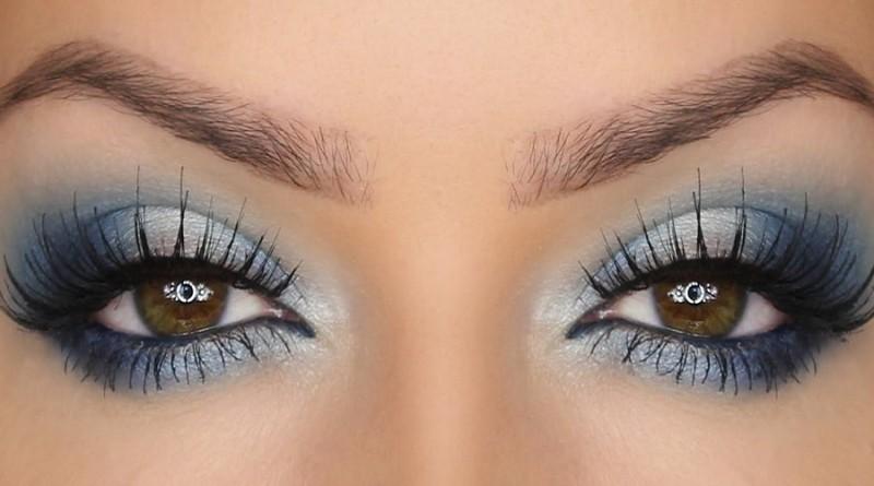 Как правильно сделать макияж для карих глаз и светлой кожи в домашних условиях