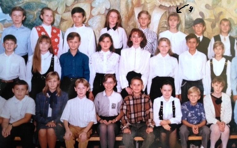 Незабываемая школьная пора