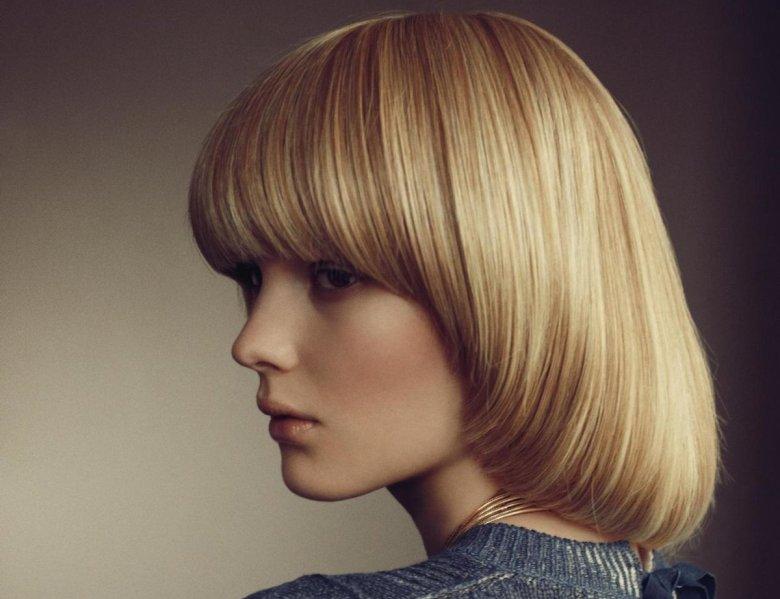Красивые женские стрижки средней длины на тонкие волосы