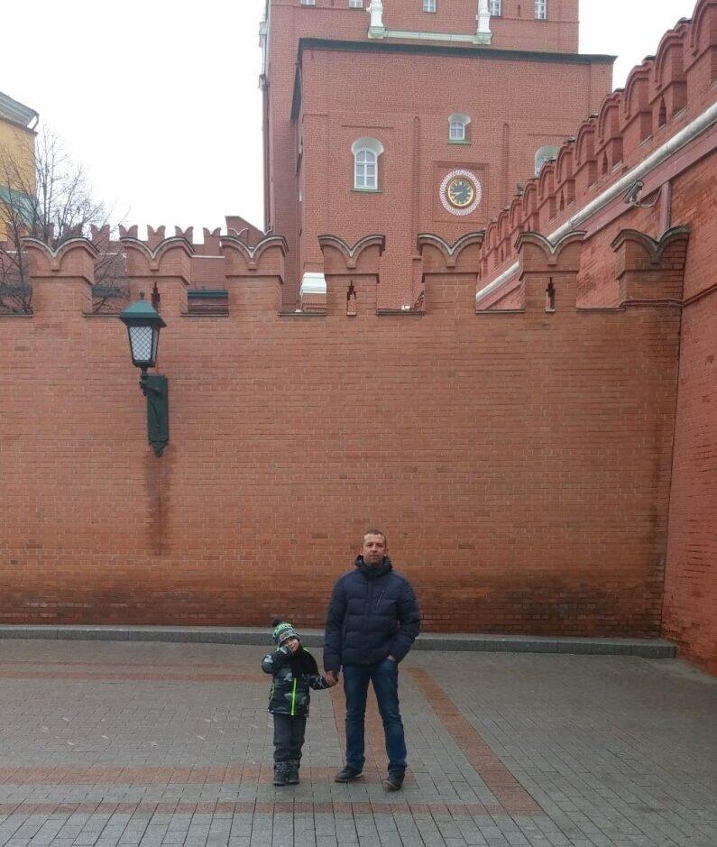 Как мы ездили в Москву в 2016 году