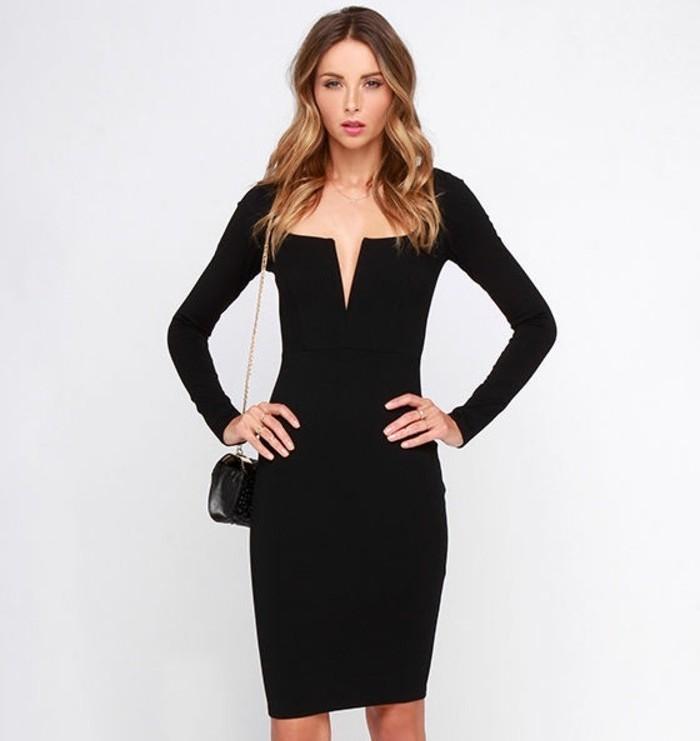 Женское платье футляр - фото новинок для полных и стройных