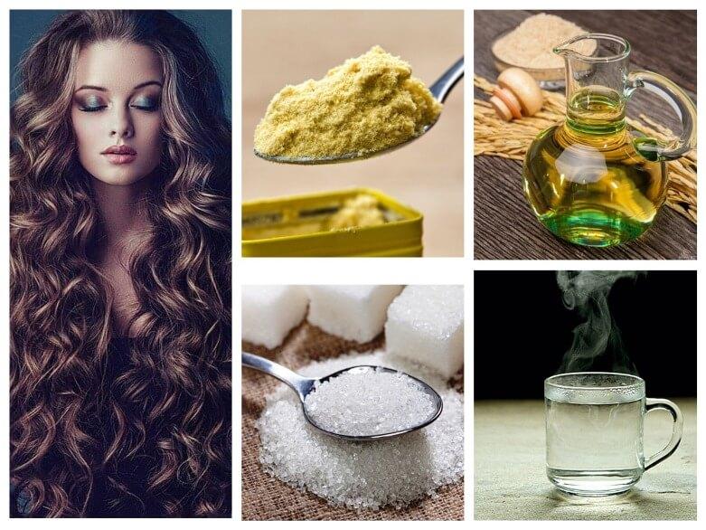 Самые эффективные маски в домашних условиях для роста и густоты волос