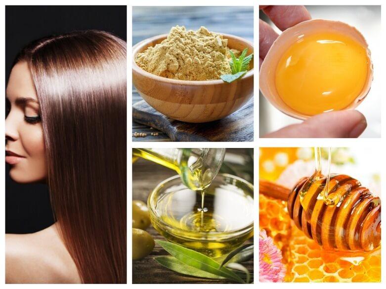 Лучшие рецепты яичных масок для роста и густоты волос в домашних условиях