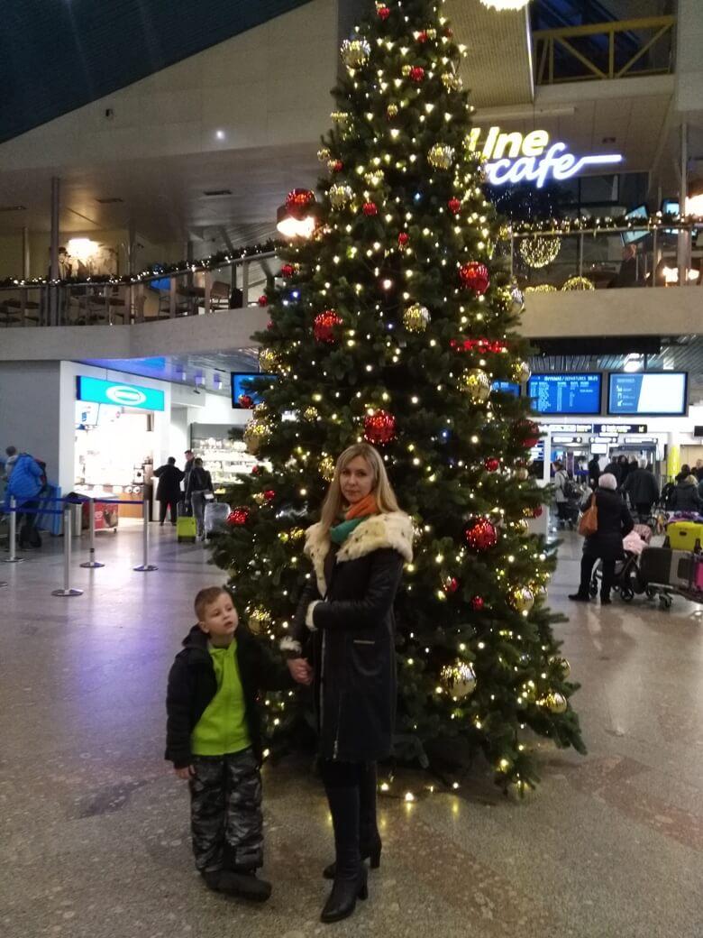 Наше семейное путешествие в Европу в 2017 году