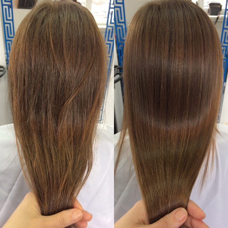 Что это за процедура ботокс для волос: плюсы и минусы