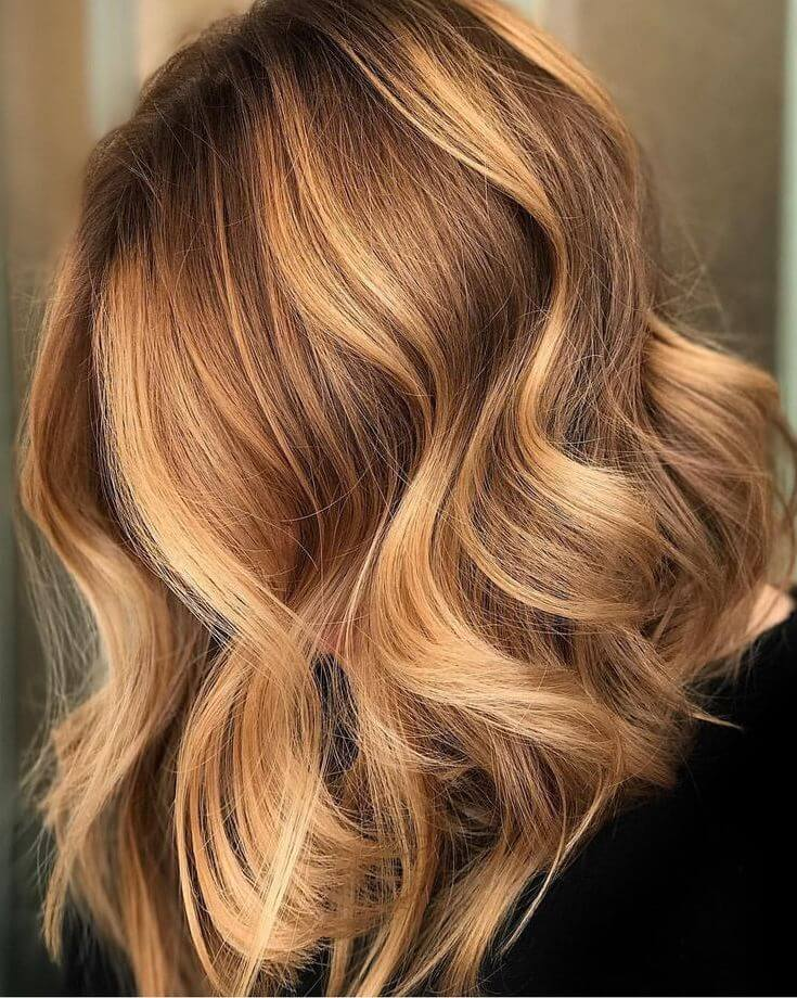 Модное окрашивание балаяж на русые волосы: особенности и виды