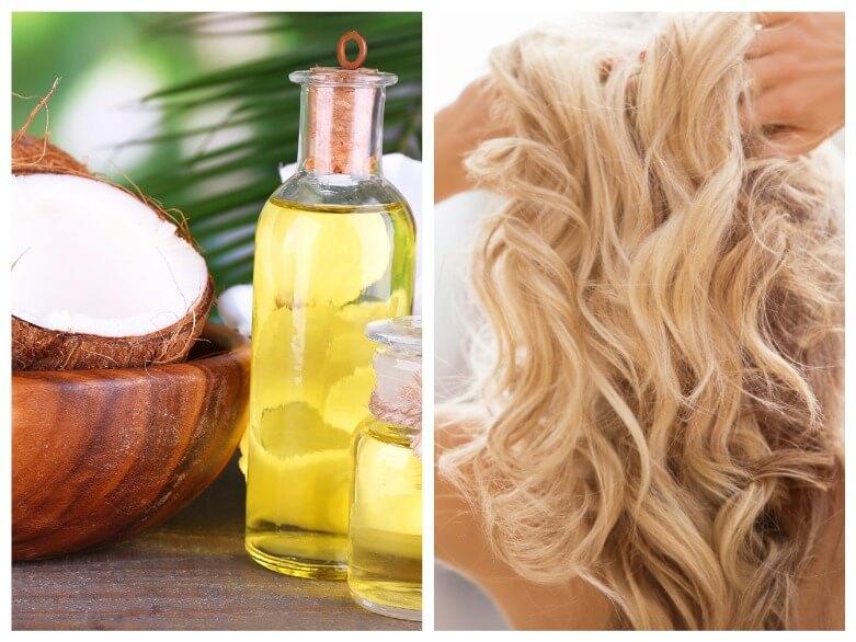 Применение кокосового масла для роста волос - рецепты масок