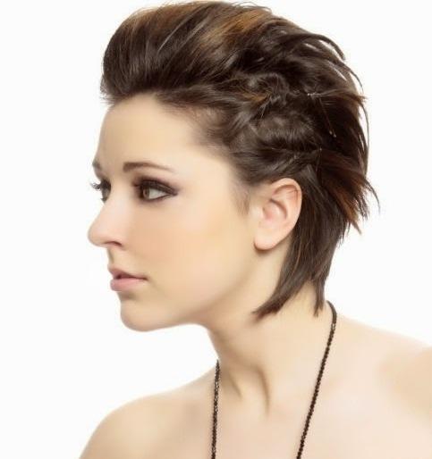 Идеи простых причесок на короткие волосы на каждый день - фото и видео пошагово