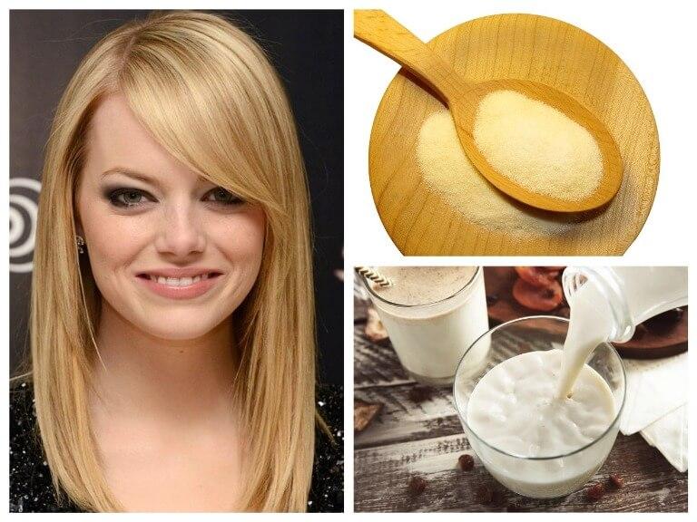 Эффективные рецепты желатиновых масок для волос в домашних условиях