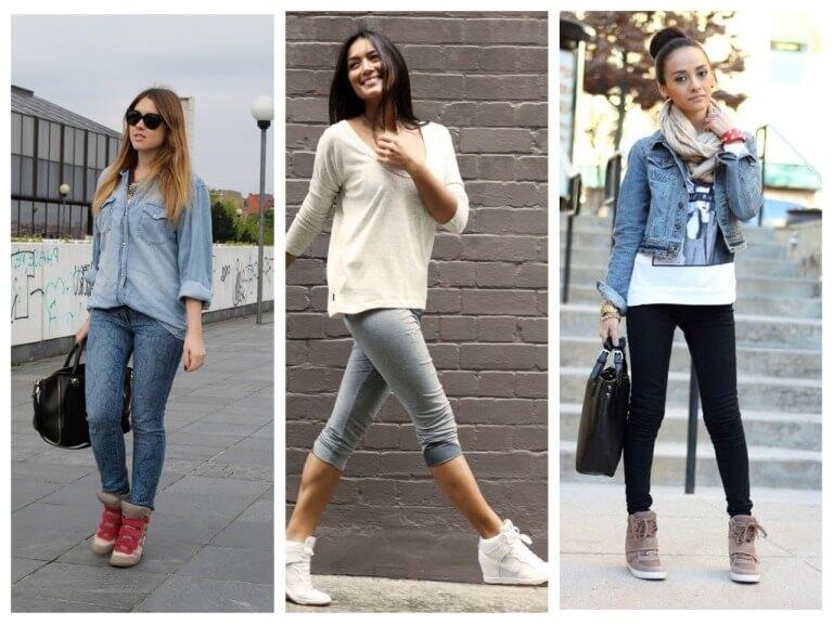 Обувь сникерсы женские - что это такое и с чем носить