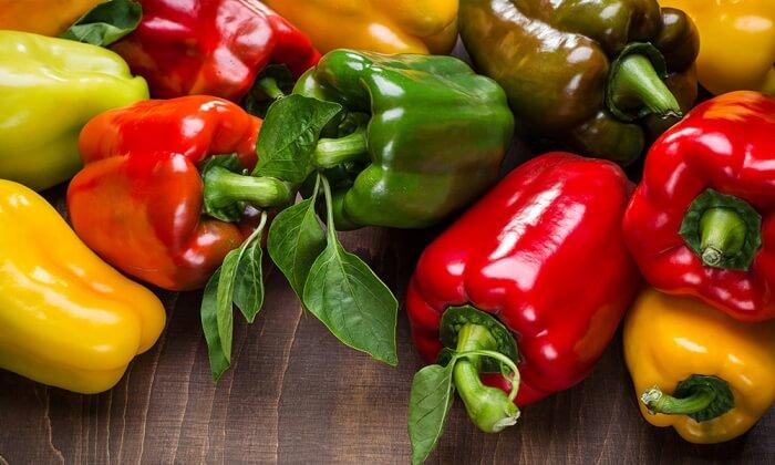 Польза перца болгарского для здоровья мужчин и женщин