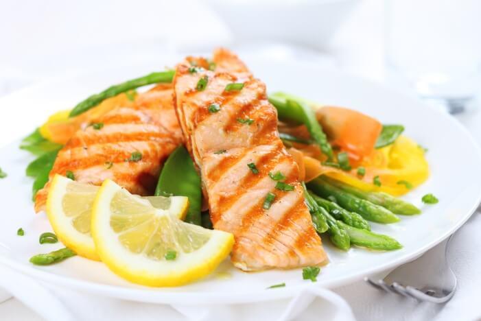 Какой гарнир лучше всего подходит к рыбе?