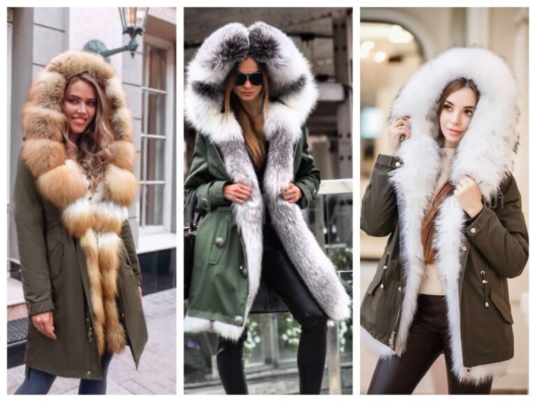 Куртки зимние женские - модные тренды 2020
