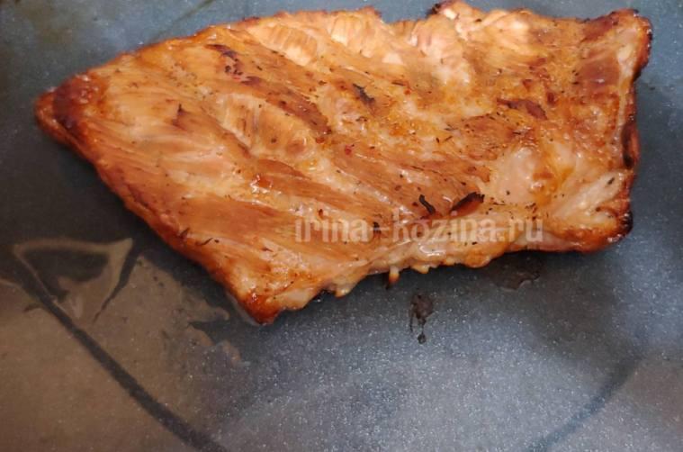 Как приготовить рёбра свиные в духовке - очень простой пошаговый рецепт