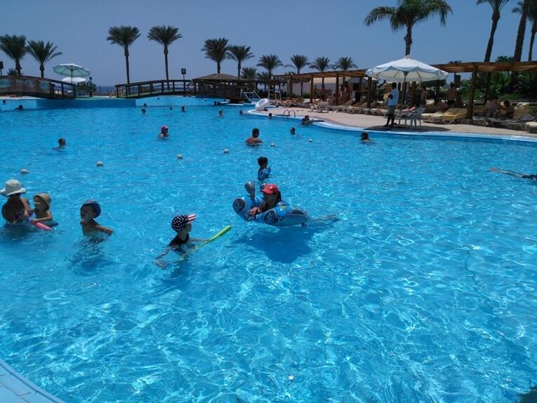 Наш семейный отдых в Египте в 2018 году