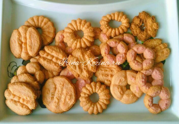 Как приготовить вкусное печенье в домашних условиях - рецепт с пошаговыми фото