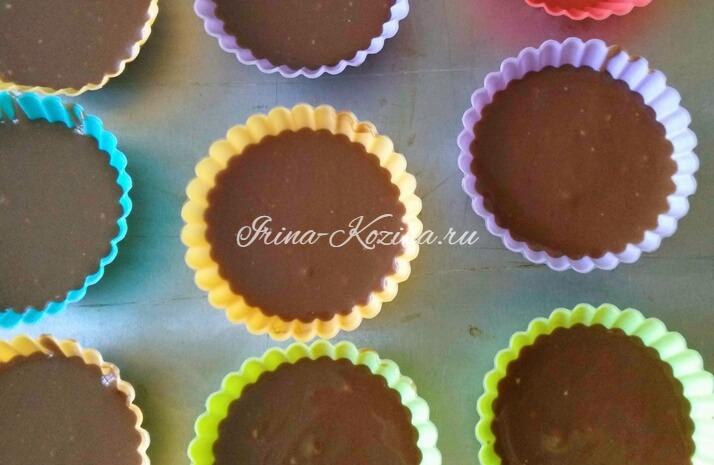 Как приготовить шоколадные кексы с какао в домашних условиях