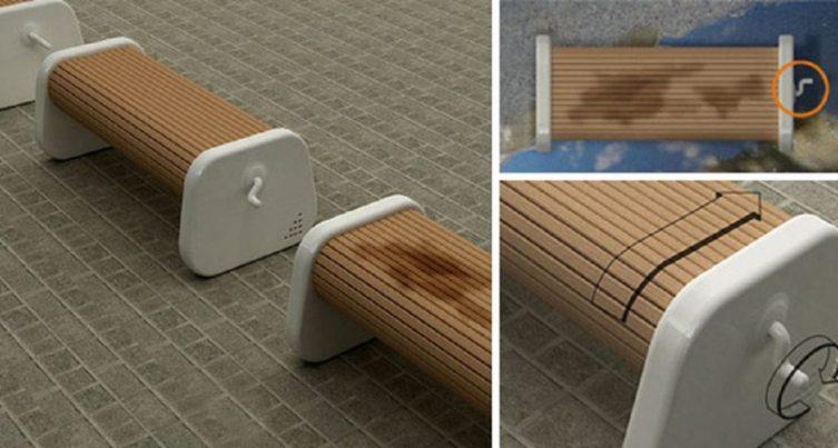 Самые необычные и креативные скамейки в мире