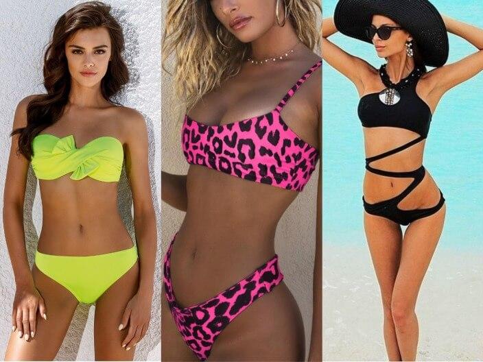 Модные купальники для женщин на лето 2021 года