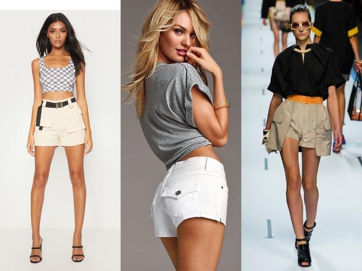 Какие женские шорты будут модными летом в 2020 году