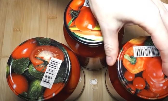 """Помидоры на зиму - самые вкусные рецепты """"пальчики оближешь"""""""