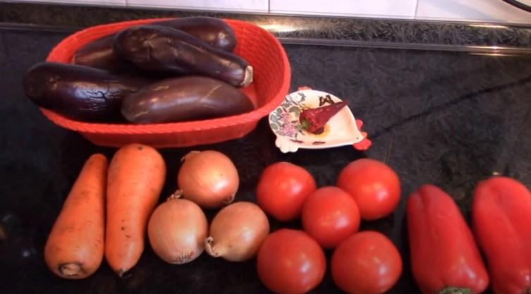 Баклажанная икра на зиму - лучшие рецепты без стерилизации