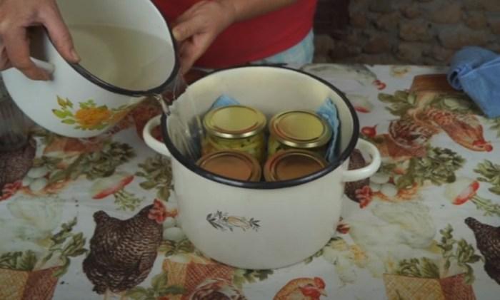 Маринованная стручковая фасоль в банках: рецепты на зиму