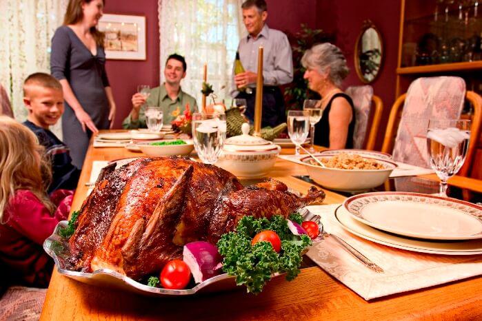 Когда празднуется День благодарения - история праздника