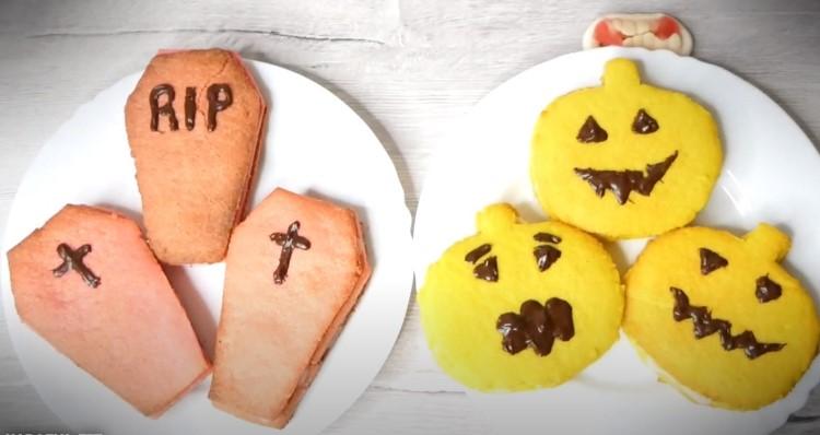 Что приготовить на Хэллоуин быстро и просто?