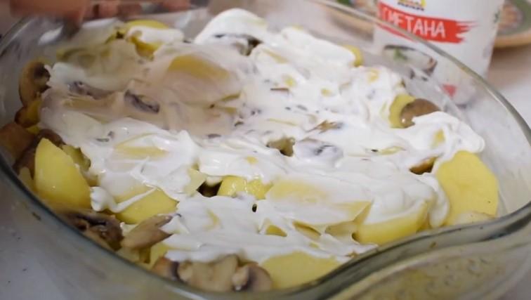 Что приготовить из свежих шампиньонов быстро и вкусно?