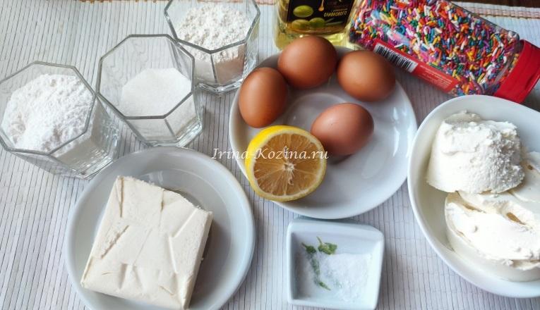 Рецепты пирожных в домашних условиях простые и вкусные