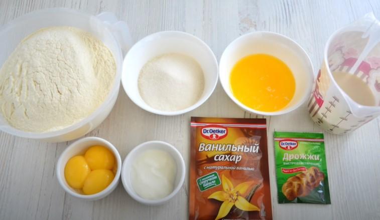 Кулич пасхальный дрожжевой - 4 самых вкусных рецепта