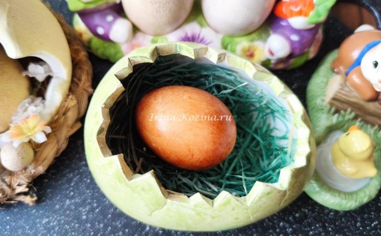 Как красиво покрасить яйца на Пасху своими руками в домашних условиях?