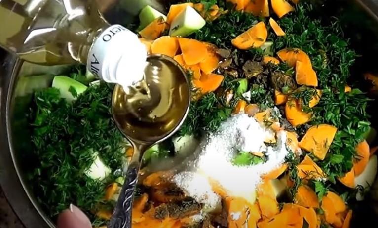 Вкусные рецепты кабачков на зиму в банках