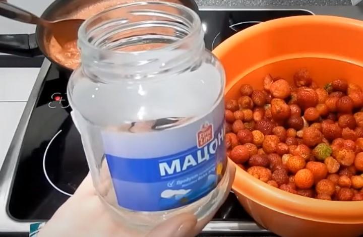 Джем из клубники на зиму - простые пошаговые рецепты