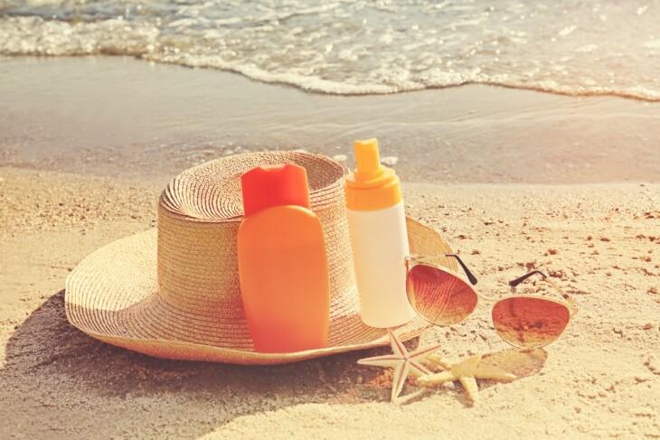Уход за лицом на море и солнце: как ухаживать за кожей в жару
