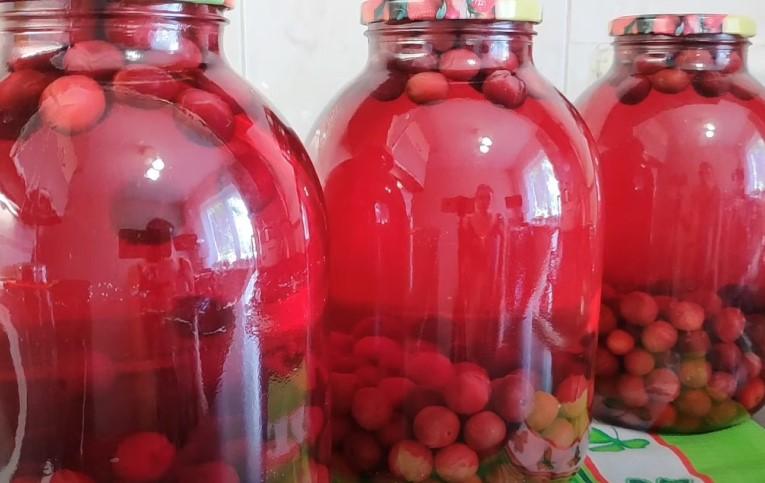 Компот из вишни на зиму - как сварить вкуснейший вишневый компот