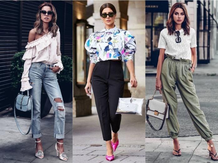 Летние образы женские 2021 - модные луки с фото
