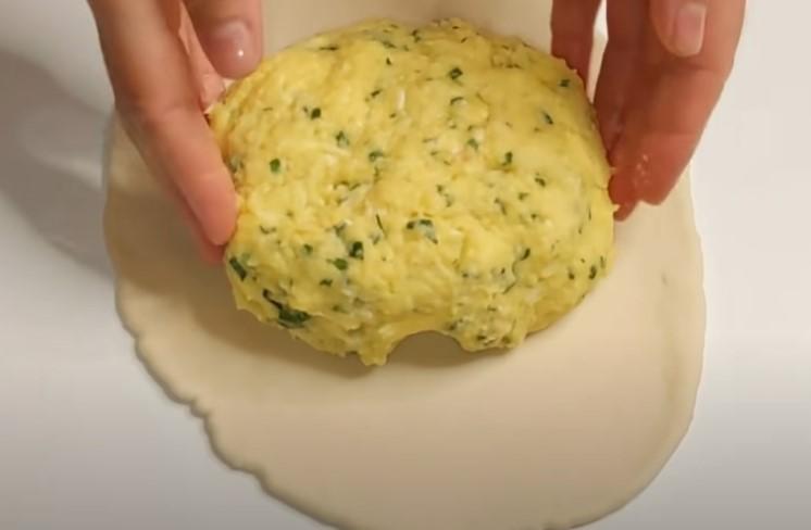 Картофельно-сырные лепешки - самые вкусные рецепты